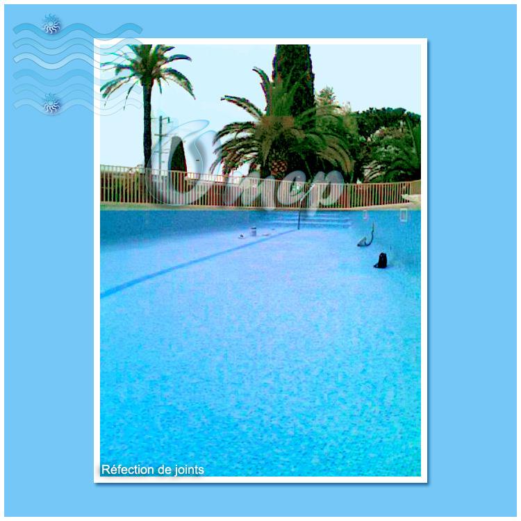 Entretien piscines com maintenance de piscines sur la - Refection joint carrelage ...